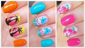 6 cute nail designs ideas for summer