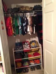 Southern Fried And Organized Organizing Your Kids Closet Al Com