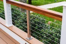 Building Product Cable Railing 10305bb Arcat