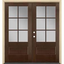 vinyl 6 lite doors windows the