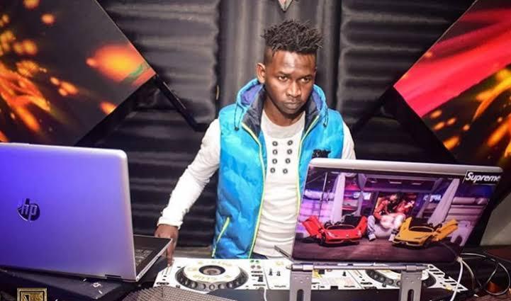 Babu Owino Shoots DJ