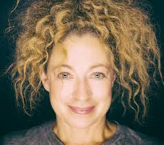 Alex Kingston | On a fairly regular basis, well-known actors… | Flickr