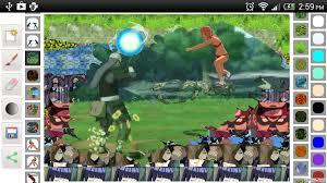 Download Naruto Ultimate Ninja Storm Magic Manga Maker! Android ...