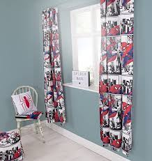 Amazon Com Disney Spiderman Metropolis Childrens Bedroom 54 Inch Curtains Perfect For Any Boys Bedroom Kitchen Dining