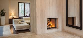 how does a propane fireplace work