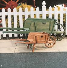 lehman s amish made wheelbarrows