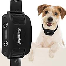 Amazon Com Angelakerry Wireless Dog Fence System With Gps Outdoor Pet Containment System Rechargeable Waterproof Collar 850yd Remote For 15lbs 120lbs Dogs Black 1pc Gps Receiver By 1 Dog Angelakerry Pet Supplies
