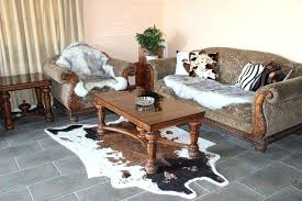 faux animal skin rug davidjpeterson co