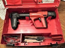 industrial power tools hilti dx460 type