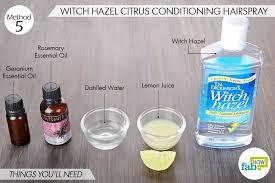 8 diy nourishing hairspray recipes for