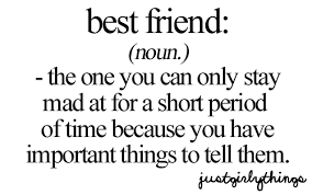 quote quotes best friend noun define justgirlythings •