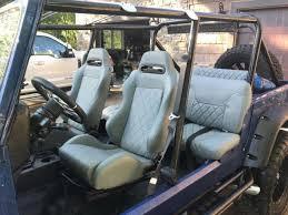 stretched 1989 jeep wrangler yj v8 4x4