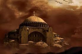 Προφητεία από τον μοναχό Γεννάδιο: «Πριν αρχίσει ο πόλεμος θα φανεί ένας  μεγάλος σταυρός πάνω από την Πόλη» - Retromania - Athens magazine