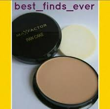 max factor water activated pan cake