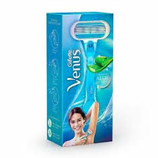 gillette venus hair removal razor for