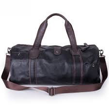 weekender oil wax leather handbags