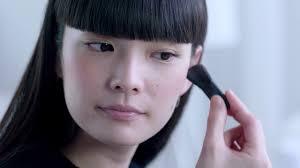 no makeup makeup with clé de peau