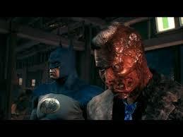 batman two face skin