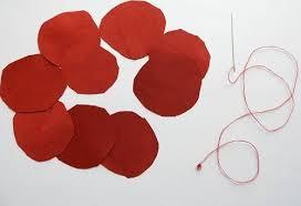 fabric roses 10 easy diy tutorials