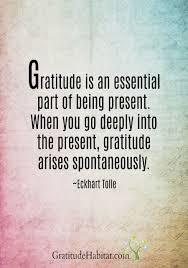 grateful for this moment definition quotes inspirational