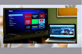 how to mirror pc to roku
