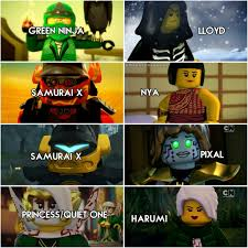 Idea by Wildfire on fav movies, actors, and actresses | Lego ninjago movie, Lego  ninjago, Ninjago