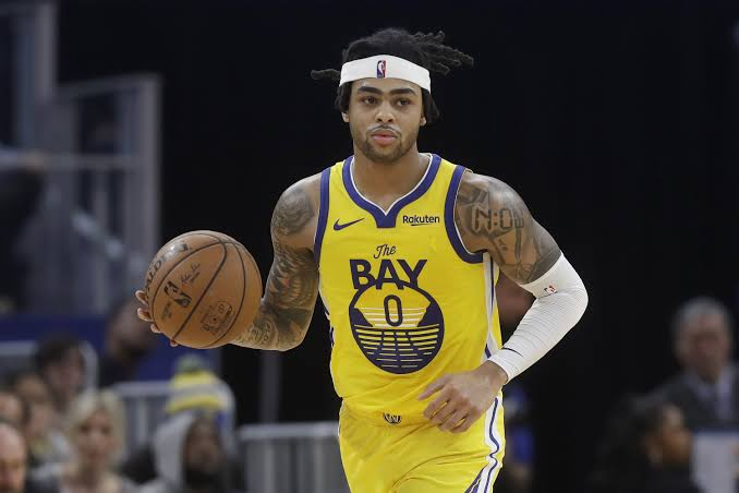 Image result for d'angelo russell""