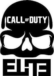 Call Of Duty Elite Xbox 360 One Vinyl Car Laptop Window Wall Decal Mymonkeysticker Com