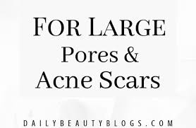 primer for large pores and acne s