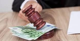 Resultado de imagen de imágenes de dinero y juzgados