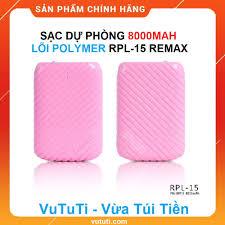 Sạc dự phòng Cao Cấp 5.000mAh Lõi Polymer Remax Proda E5 - Hàng chính hãng