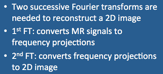 2dft questions and answers in mri