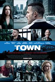 The Town Movie Poster (#1 of 3) - IMP ...