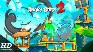 Angry Birds 2 Android Gameplay [1080p/60fps] - YouTube