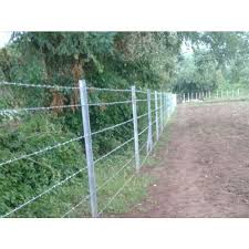 Angle Iron Fencing Pole At Rs 500 Pcs Semra Chinhat Lucknow Id 21825766230