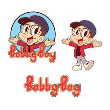 Bobby Boy Sticker Pack