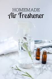air freshener natural room spray