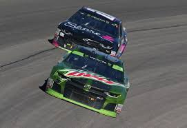 Chase Elliott Was Missing A Monster Energy Logo At Kansas Due To A Small Inconsistency In The Nascar Rule Book Racing News