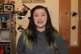 Student of the Week Monica Johnson