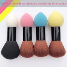 makeup foundation brush powder puff