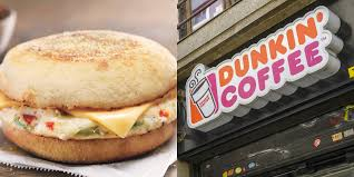 fast food drive thru breakfasts