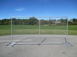 Temporary Fencing St Louis Aluminum And Steel