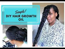 essential oil hair growth