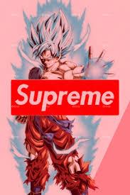 supreme goku wallpapers top free