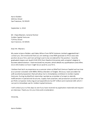 cover letter exles sles