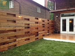 Wrap Around Deck With Horizontal Fence Pergoal Contemporary Terrace Toronto By M E Landscaping