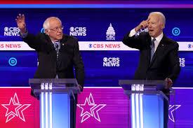 Sanders, Biden camps clash over Arizona debate format - POLITICO