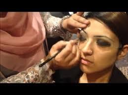 asian bridal wedding makeup