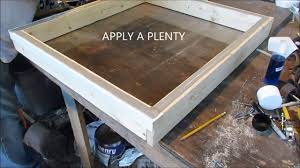 how to make a skylight part 2 you