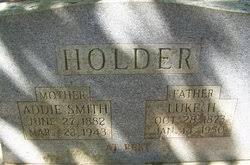 Addie Smith Holder (1882-1943) - Find A Grave Memorial